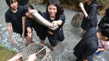 Khu du lịch sinh thái ở Tiền Giang