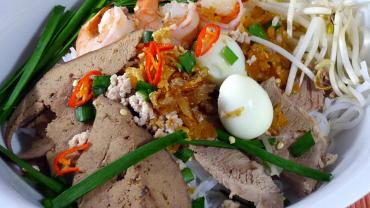 Quán ăn ngon tại Tiền Giang