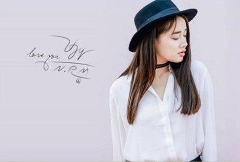 Chữ ký của diễn viên Nhã Phương