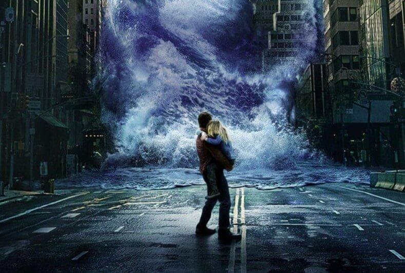 Phim viễn tưởng hay Siêu bão địa cầu