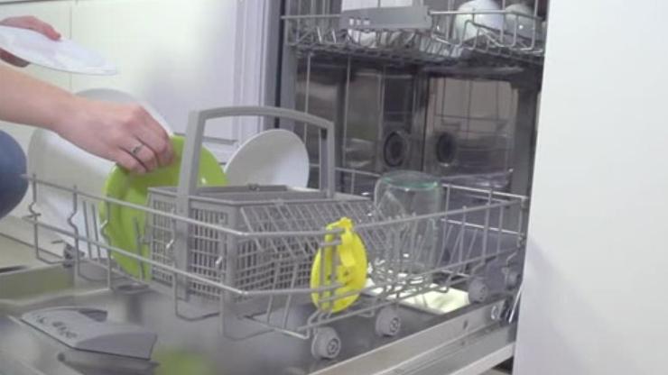 máy rửa bát hiện đại nhất